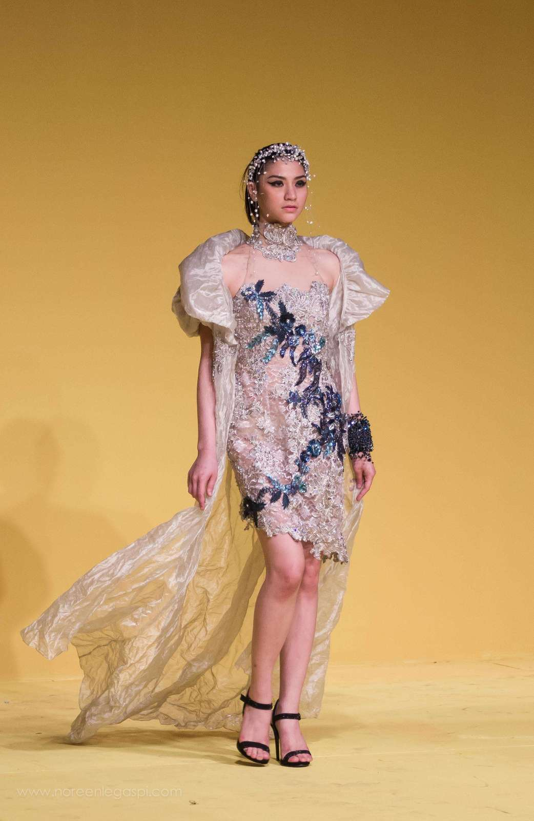Empire Goddesses Collection, Philippine Fashion Week Holiday 2014