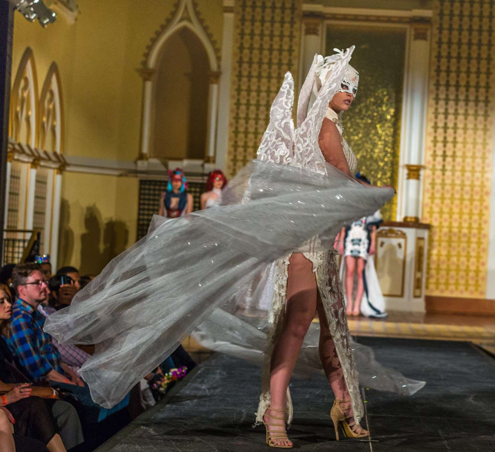 Butterfly Collection, New Orleans Fashion Week 2018