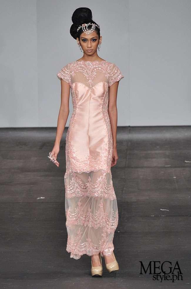 Grand Allure Collection, Philippine Fashion Week 2014